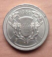 XIII Jeux du Commonwealth de juillet 1986-commémorative 2 £ deux livres COIN