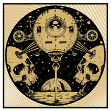 "CARLTON MELTON / BLACK ELK MEDICINE BAND split 7"" - edition of 300 - earthless"