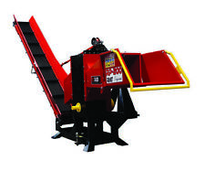PTO PROFFESIONAL WOOD PROCESSOR WITH CONVEYOR-wood chipper-branch logger chipper