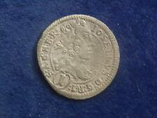 """1 Kreuzer 1708 IA Josef I. Graz  """" selten """" W/18/327"""