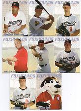 2007 Aiken Foxhounds Evans Georgia Right Hand Pitcher STEVE DUNHAM