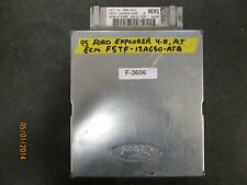 95 FORD EXPLORER 4.0 A.T ECM #F5TF-12A650-ATB   (F-3606) *see item description*