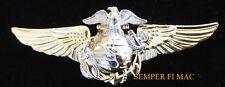 US MARINES EGA WING LARGE XL HAT PIN MCAS PILOT CREW GIFT USMC MAW MCAS MR L137
