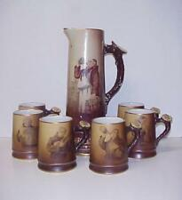 THE GREAT WESTERN POTTERY CO. MONK PITCHER & TANKARDS