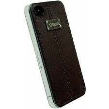 KRUSELL LUNA UNDERCOVER COVER CASE IPHONE 4 BROWN 89503