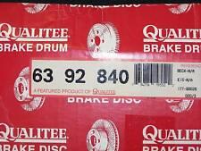 Qualitee D92840 Rear Brake Drum fits Ford F250 F150 Lightning 1/2 Ton 3/4 Ton