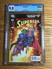 Supergirl #52 NM/MT CGC 9.8