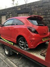 Vauxhall Corsa Vxr Red Z16LER **Breaking** Wheel Nut Only