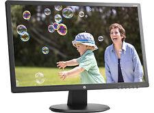 HP 24-inch Full HD TN Matt Black Computer Monitor