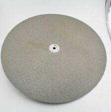 """600 mm 24"""" inch Grit 100 Diamond Grinding Disc Wheel Coated Flat Lap Disk Stone"""