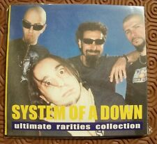 """SYSTEM OF A DOWN """"ULTIMATE RARITIES COLLECTION"""" CD RARE DEMOS & LIVE ALTERNATIVE"""