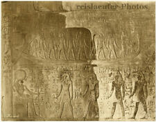Thebes, Grave No. 17 by Zangaki, Orig. Photo, ca. 1900