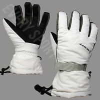 NEW Scott Ultimate Warm Women's Snow/Ski Gloves - White Lists @ $40