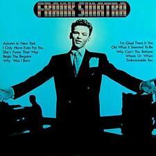 "Frank Sinatra eponymous 1969 LP 12"" 33rpm UK very rare vinyl record ( nm / vg+ )"