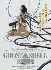 24X36Inch Art GHOST IN THE SHELL Movie Poster Anime Japanese Animation P33
