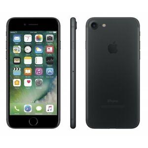 Iphone 7 32GB/128GB Black Unlocked Excellent Grade Pristine A+ 1 Year Warranty