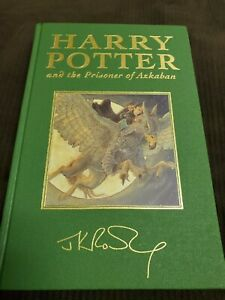 Harry Potter and the Prisoner of Azkaban - UK Deluxe Hardcover Edition