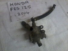 Honda FES 125 Pantheon 2004 water thermostat and housing working  03-07