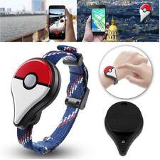 Pokemon Go Plus Bluetooth pulsera accesorios Bracelet para Nintendo Ios Android DHL