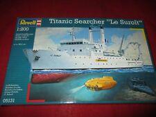 REVELL ® 05131 1:200 Titanic accepter LE SUROIT Nouveau neuf dans sa boîte