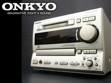 ONKYO FR-V5 CD  MD tuner amplifier Japan F/S