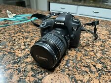 canon eos 6d 20.2mp digital slr camera With Ultrasonic 28-135mm Lens