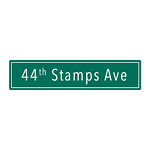 44 Stamps Avenue