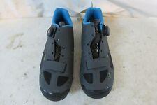 Louis Garneau Women's Granite II MTB cycling shoes EU 39 US 8 Asphalt $160