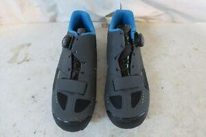Louis Garneau Women's Granite II MTB cycling shoes EU 40 US 9 Asphalt $160