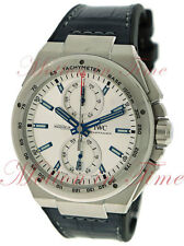 IWC Ingenieur Chronograph Racer 45mm, Silver Dial - Steel IW378509