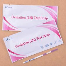 20 Tlg Ovulationstest LH Ovulation Tester Eisprung Streifen Schwangerschaftstest