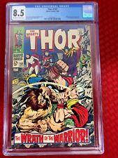 Thor 152 (CGC Graded) - Last Inhumans backup story.