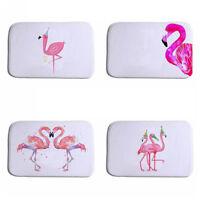 Eg _ Flamingo Muster Badezimmer Schlafzimmer Badematte Bodenteppich Teppich