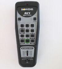 Bowens Digital Remote Control RC1 - BW7520