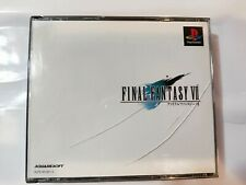 {Sale} FINAL FANTASY 7 Ⅶ RPG Playstation PS1 Victor Japanese Game from Japan