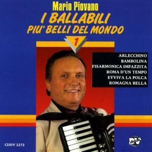 Mario Piovano - I Ballabili Piu' Belli Del Mondo Vol 1