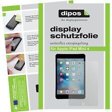 2x Apple iPad Mini 4 screen protector protection guard anti glare
