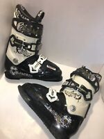 SALOMON GHOST 100 CS SKI BOOTS SIZE 27.5 MEN SIZE 9.5 FREERIDE BACKCOUNTRY