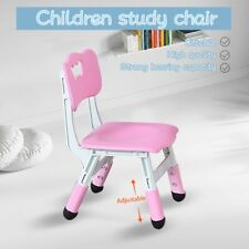 Children's Kids Chair Study Play Table Seat Sofa Armchair W/Footstool Adjustable