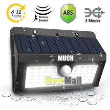 45 Solar LED Light Outdoor Garden Waterproof Wireless Security Motion 3 Modes US