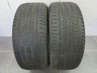 2x Sommerreifen Pirelli Pzero NO Kennung 245/35 ZR20 91Y / ca. 5,0 mm / DOT xx15