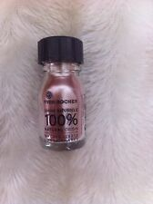 Fard paupières 100% origine naturelle marron nacré,3g,Yves Rocher NEUF BLISTER