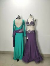 Egyptian professional belly dance costume and galabeya saidi baladi & belt gift