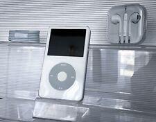 NEW! Apple iPod Classic Video 5.5th Gen 30GB WHITE / SILVER Wolfson DAC WARRANTY