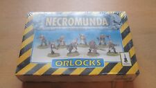 NECROMUNDA ORLOCKS GANG BOX OVP METAL OOP