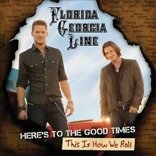 FLORIDA GEORGIA LINE - HERE'S TO THE GOOD TIMES [CD/DVD] (NEW CD)