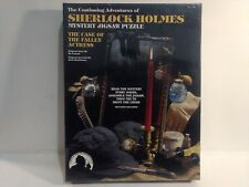 Rare Sherlock Holmes Mystery Jigsaw Puzzle Case Of Fallen Actress 1999 NEW gm543