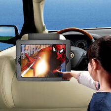 Car Headrest Mount for i Pad Mini 2/3/4 PU Leather- Safe for Kids New Stylish