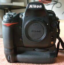 EXCELLENT Nikon D700 digital camera FX Full Frame ONLY  8,720 clicks