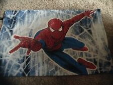 Spider Man 3 Twin Sheet Material And Double Sided Pillow Case